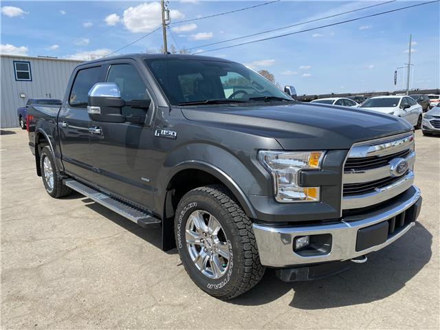 2015 Ford F-150 Lariat 1FTEW1EG5FKE32306 21128A in Wilkie