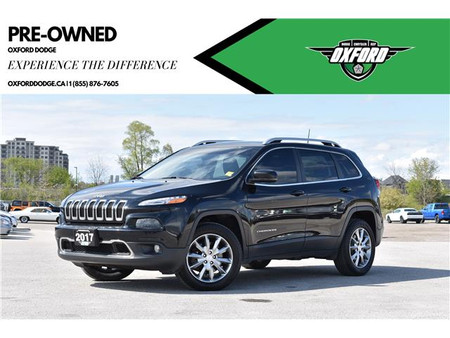 2017 Jeep Cherokee Limited (Stk: 21380A) in London - Image 1 of 23