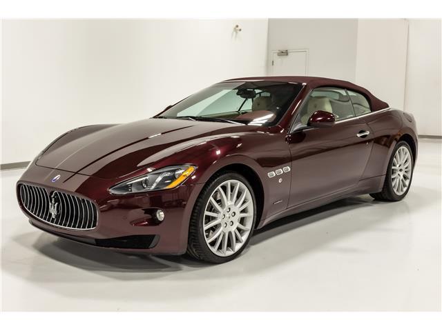 2013 Maserati GranTurismo Sport (Stk: UCE1628) in Edmonton - Image 1 of 10