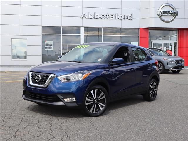2019 Nissan Kicks SV (Stk: A21077A) in Abbotsford - Image 1 of 28
