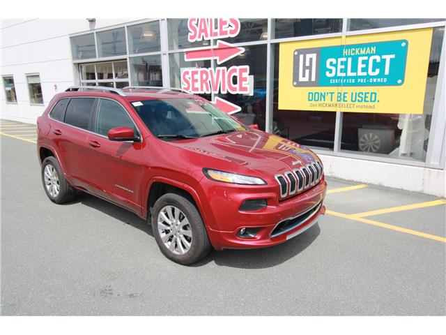 2016 Jeep Cherokee Overland (Stk: PW2806) in St. John\'s - Image 1 of 21