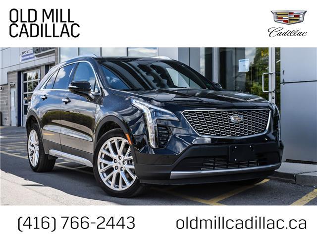 2021 Cadillac XT4 Premium Luxury (Stk: MF063093) in Toronto - Image 1 of 22