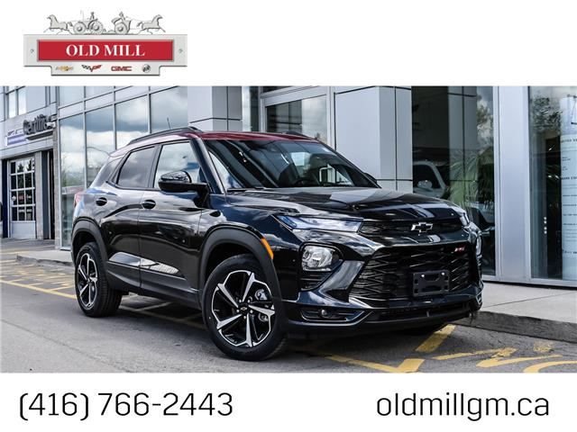 2021 Chevrolet TrailBlazer RS (Stk: MB101155) in Toronto - Image 1 of 23