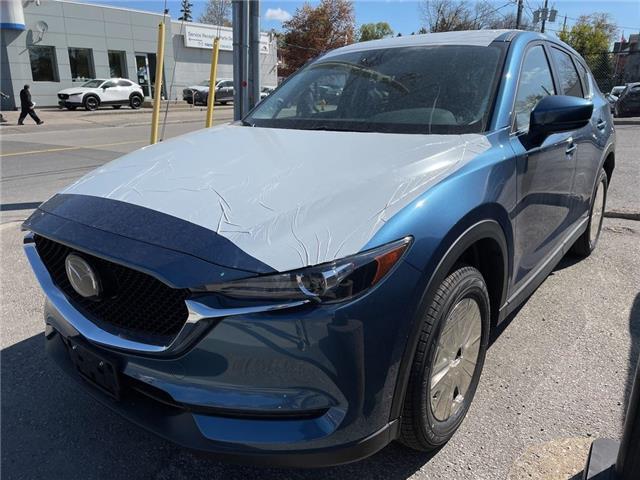 2021 Mazda CX-5  (Stk: 21448) in Toronto - Image 1 of 5