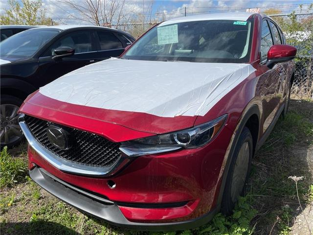 2021 Mazda CX-5 GS (Stk: 21461) in Toronto - Image 1 of 5