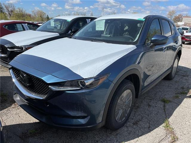 2021 Mazda CX-5  (Stk: 211220) in Toronto - Image 1 of 5