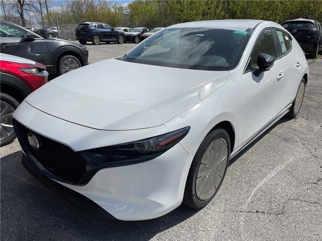 2021 Mazda Mazda3 Sport GT w/Turbo (Stk: 211246) in Toronto - Image 1 of 5