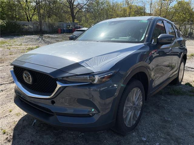 2021 Mazda CX-5 GT w/Turbo (Stk: 21976) in Toronto - Image 1 of 5