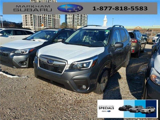 2021 Subaru Forester Convenience (Stk: M-9858) in Markham - Image 1 of 2