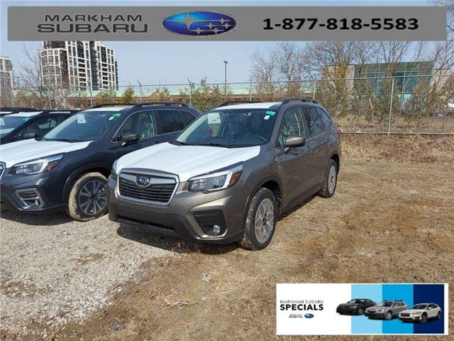 2021 Subaru Forester Convenience (Stk: M-9973) in Markham - Image 1 of 2