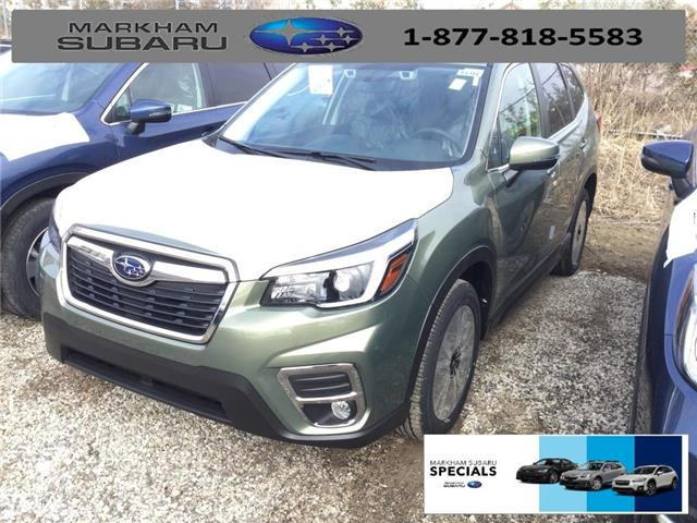 2021 Subaru Forester Limited (Stk: M-10014) in Markham - Image 1 of 2