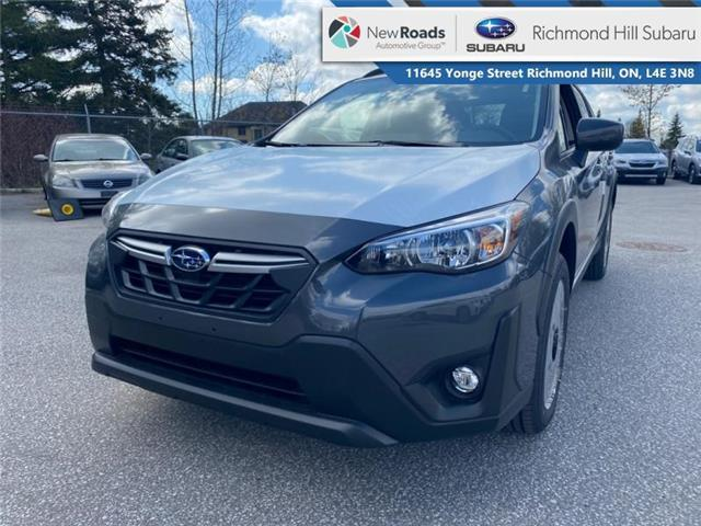 2021 Subaru Crosstrek Touring w/Eyesight (Stk: 35813) in RICHMOND HILL - Image 1 of 23