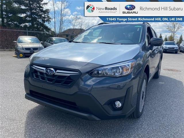 2021 Subaru Crosstrek Touring w/Eyesight (Stk: 35812) in RICHMOND HILL - Image 1 of 21