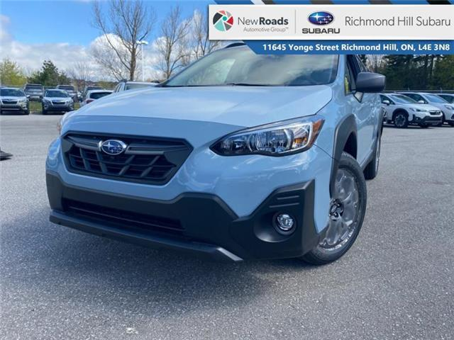2021 Subaru Crosstrek Outdoor w/Eyesight (Stk: 35831) in RICHMOND HILL - Image 1 of 21