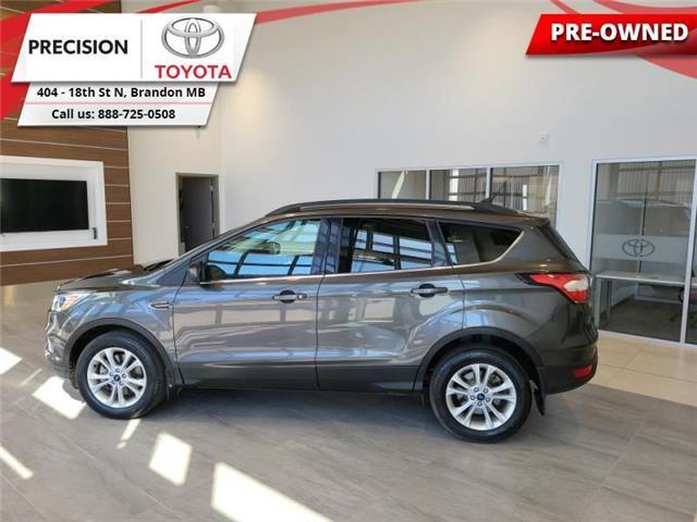 2018 Ford Escape SE (Stk: 211842) in Brandon - Image 1 of 26