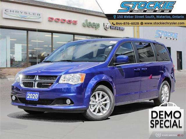 2020 Dodge Grand Caravan Premium Plus (Stk: 34430) in Waterloo - Image 1 of 27