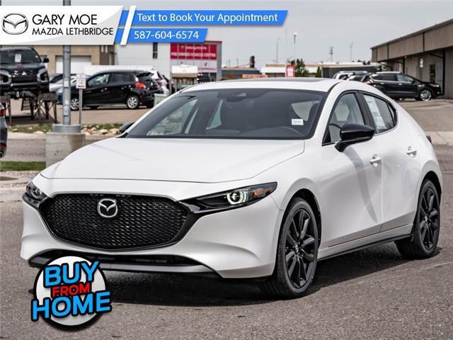 2021 Mazda Mazda3 Sport GT w/Turbo Auto i-ACTIV (Stk: 21-6714) in Lethbridge - Image 1 of 30