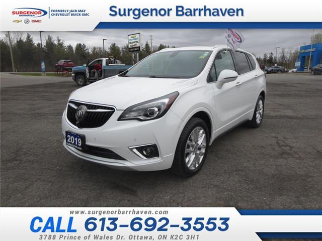 2019 Buick Envision Premium II (Stk: 210257A) in Ottawa - Image 1 of 33