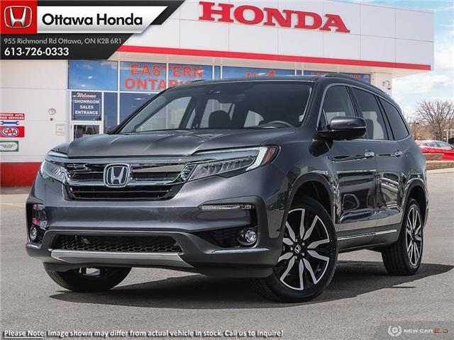 2021 Honda Pilot Touring 7P (Stk: 346110) in Ottawa - Image 1 of 21