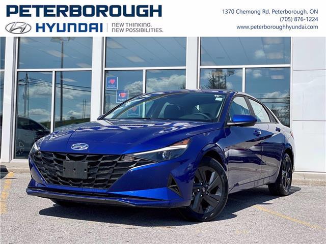 2021 Hyundai Elantra Preferred (Stk: H12744) in Peterborough - Image 1 of 30