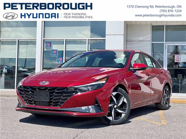 2021 Hyundai Elantra Ultimate Tech (Stk: H12689) in Peterborough - Image 1 of 30