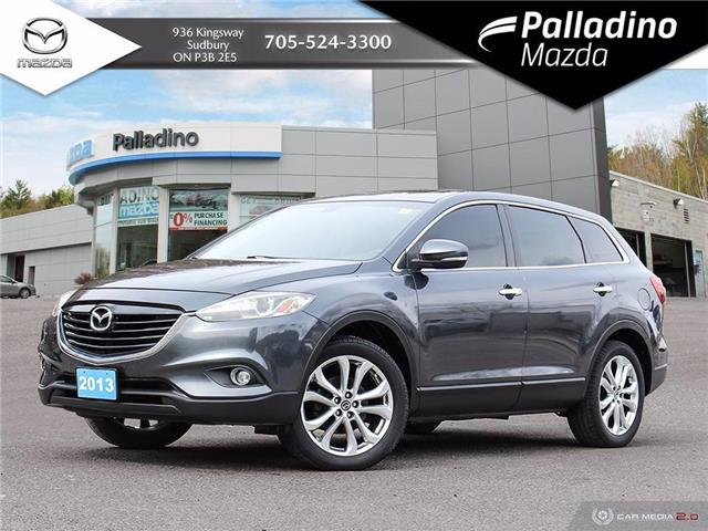 2013 Mazda CX-9 GT (Stk: 8024A) in Greater Sudbury - Image 1 of 29