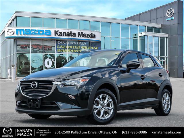 2019 Mazda CX-3 GS (Stk: 11857A) in Ottawa - Image 1 of 28