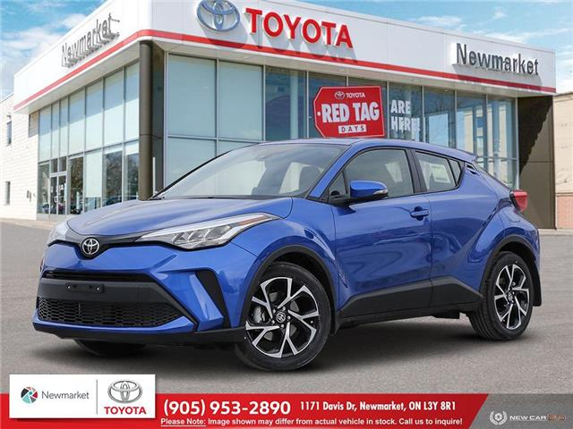 2021 Toyota C-HR XLE Premium (Stk: 36227) in Newmarket - Image 1 of 22