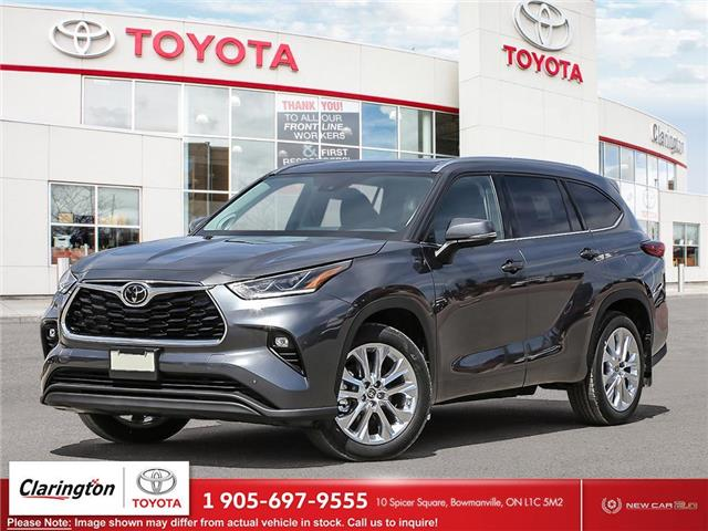2021 Toyota Highlander Limited (Stk: 21371) in Bowmanville - Image 1 of 23