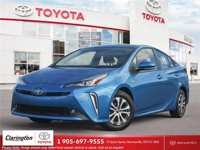2021 Toyota Prius Technology (Stk: 21327) in Bowmanville - Image 1 of 23