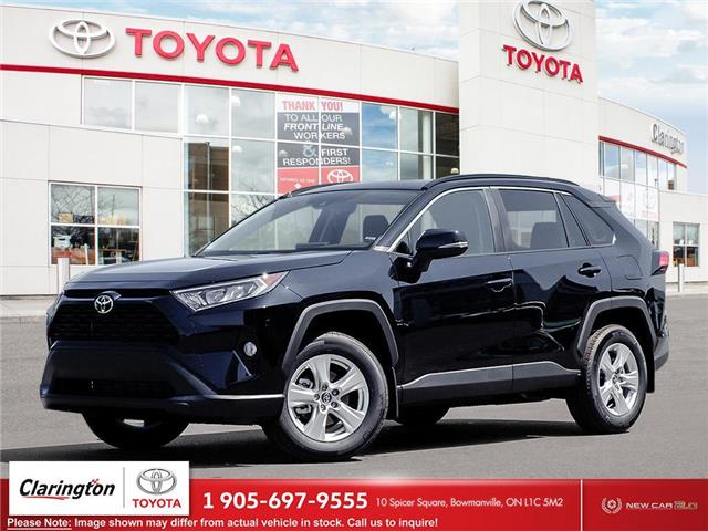2021 Toyota RAV4 XLE (Stk: 21455) in Bowmanville - Image 1 of 23