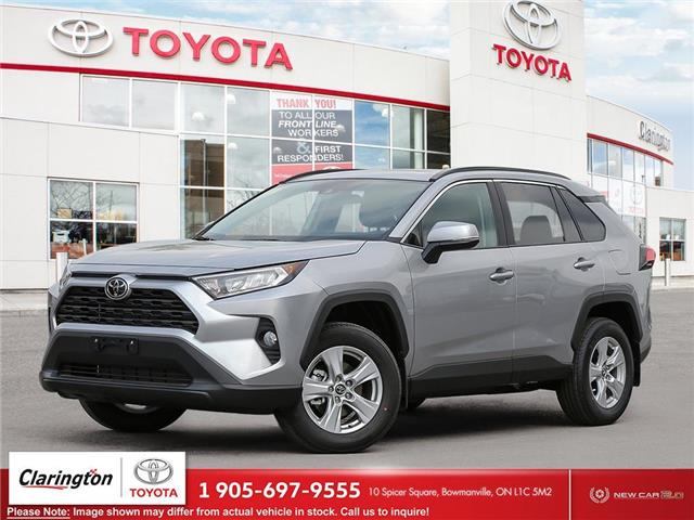 2021 Toyota RAV4 XLE (Stk: 21374) in Bowmanville - Image 1 of 23