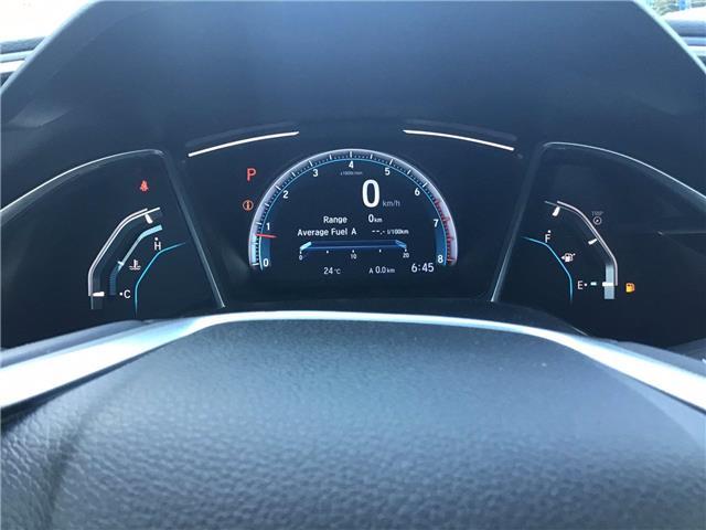 2021 Honda Civic LX (Stk: 11-21659) in Barrie - Image 1 of 20