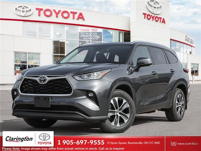 2021 Toyota Highlander XLE (Stk: 21463) in Bowmanville - Image 1 of 23