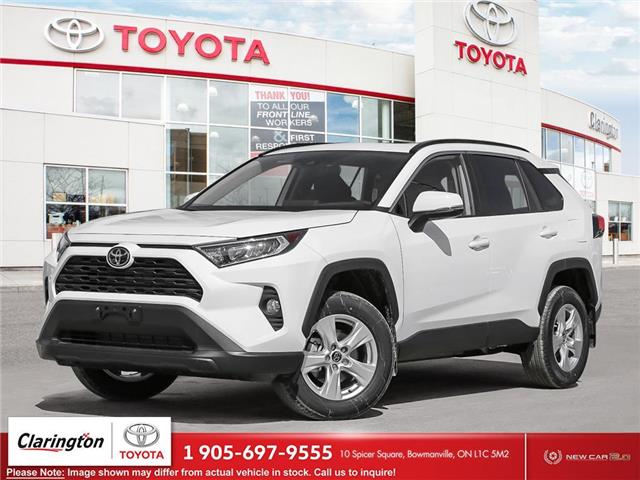 2021 Toyota RAV4 XLE (Stk: 21485) in Bowmanville - Image 1 of 23
