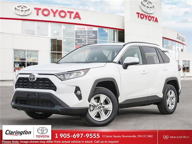 2021 Toyota RAV4 XLE (Stk: 21480) in Bowmanville - Image 1 of 23