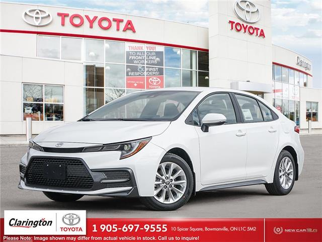 2021 Toyota Corolla SE (Stk: 21497) in Bowmanville - Image 1 of 23