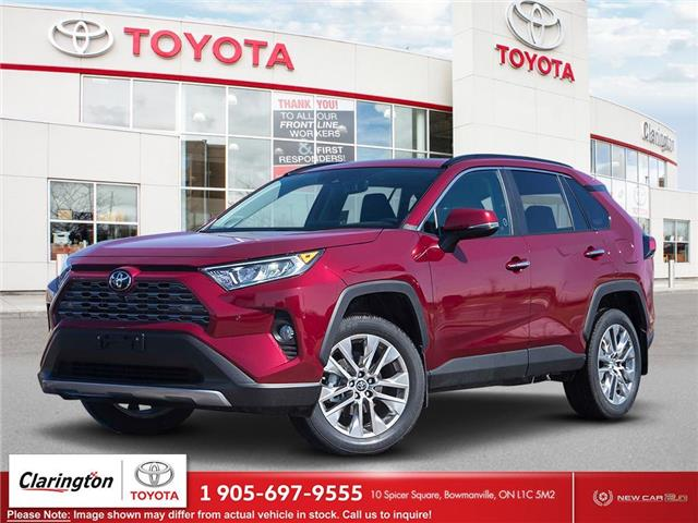 2021 Toyota RAV4 Limited (Stk: 21483) in Bowmanville - Image 1 of 23