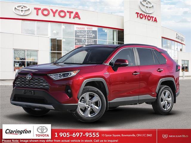 2021 Toyota RAV4 Hybrid Limited (Stk: 21444) in Bowmanville - Image 1 of 23