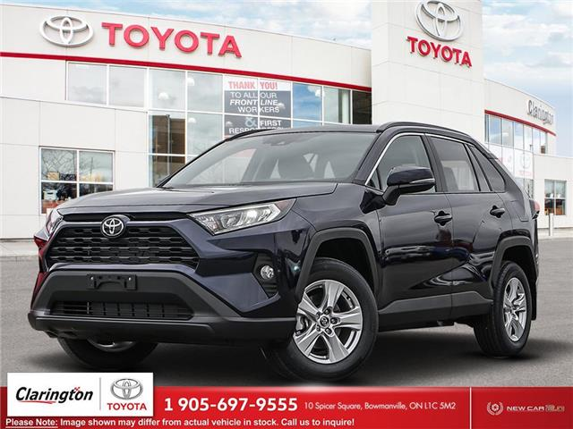 2021 Toyota RAV4 XLE (Stk: 21460) in Bowmanville - Image 1 of 23