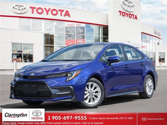2021 Toyota Corolla SE (Stk: 21421) in Bowmanville - Image 1 of 23