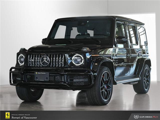 2019 Mercedes-Benz AMG G 63 Base (Stk: C0144) in Vancouver - Image 1 of 10