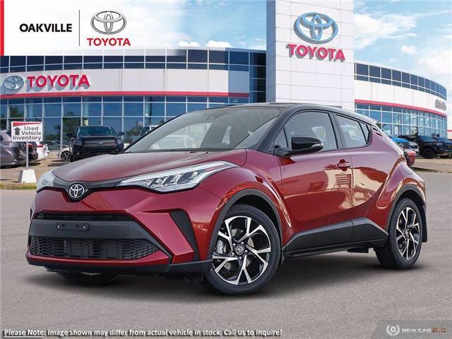 2021 Toyota C-HR XLE Premium (Stk: 21512) in Oakville - Image 1 of 23