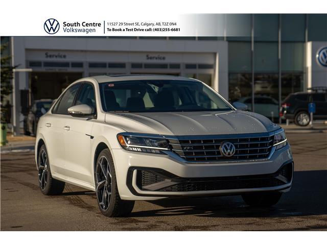 2020 Volkswagen Passat Execline (Stk: 00253) in Calgary - Image 1 of 43