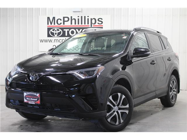 2017 Toyota RAV4 LE (Stk: W115478A) in Winnipeg - Image 1 of 24