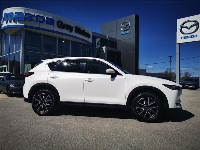 2017 Mazda CX-5 GT (Stk: 03413P) in Owen Sound - Image 1 of 21