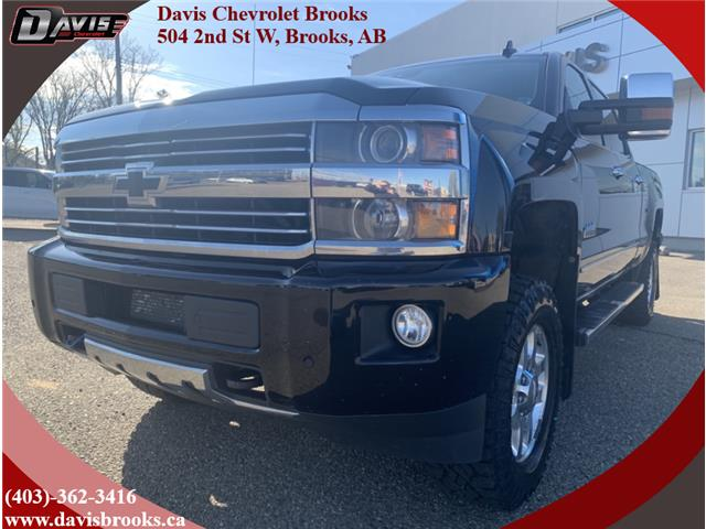 2015 Chevrolet Silverado 3500HD High Country (Stk: 226890) in Brooks - Image 1 of 19