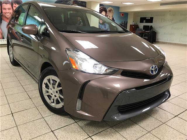 2016 Toyota Prius v Base (Stk: 5993) in Calgary - Image 1 of 21