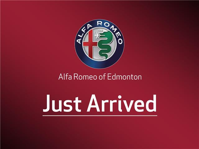 2021 Alfa Romeo Stelvio Quadrifoglio (Stk: ) in Edmonton - Image 1 of 1