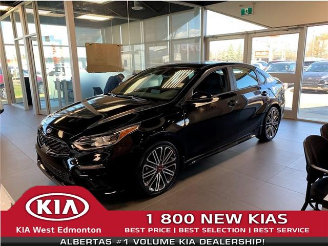 2021 Kia Forte GT (Stk: 22599) in Edmonton - Image 1 of 22